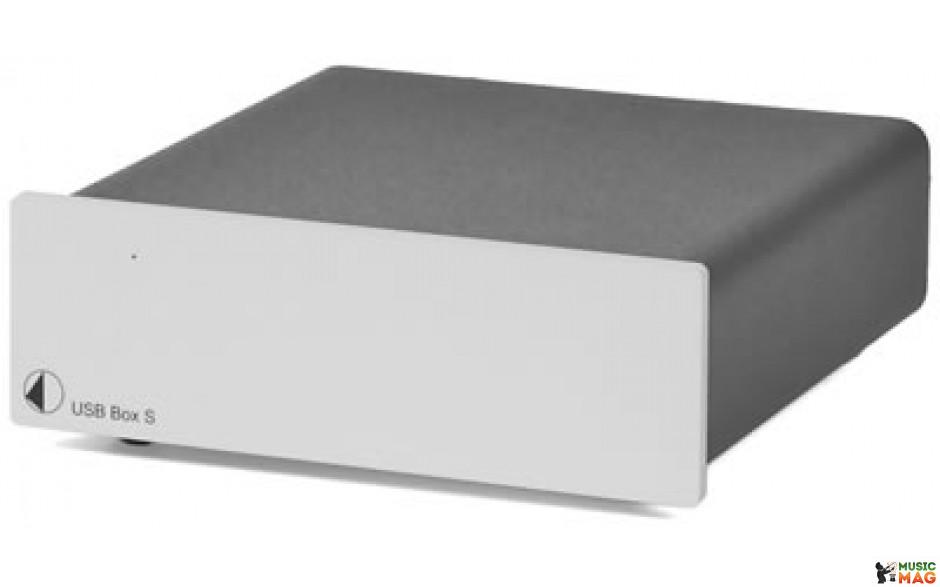 Pro-Ject USB Box S Silver