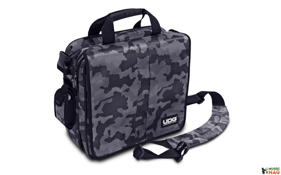 UDG Ultimate CourierBag DeLuxe Digital Camo Grey