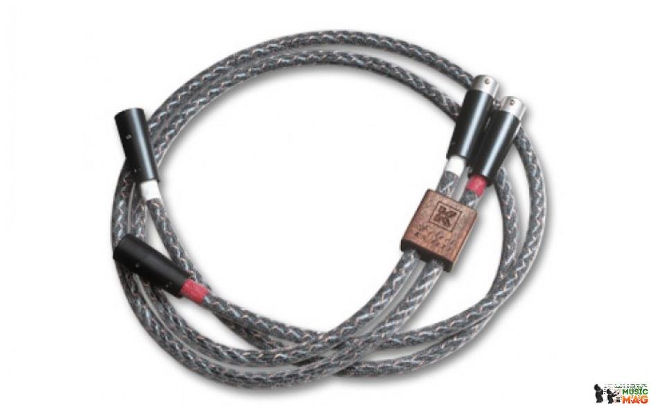 Kimber Kable Select Hybrid 1121 (XLR-XLR) 2.0 m