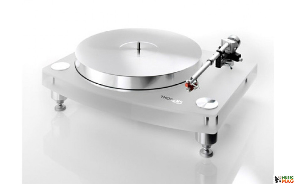 Thorens TD-2035 White, SME M2-9, w/o cartridge