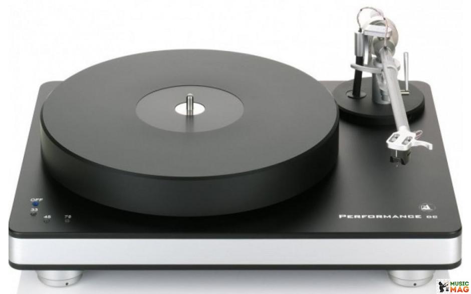 Clearaudio Performance DC TP 060 (MM) Black