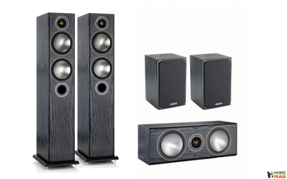 Monitor Audio Bronze 5 set Black