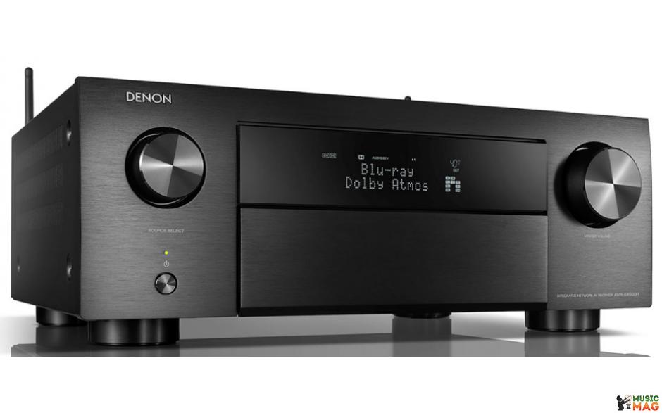 Denon AVR-X4500H (9.2 сh) Black