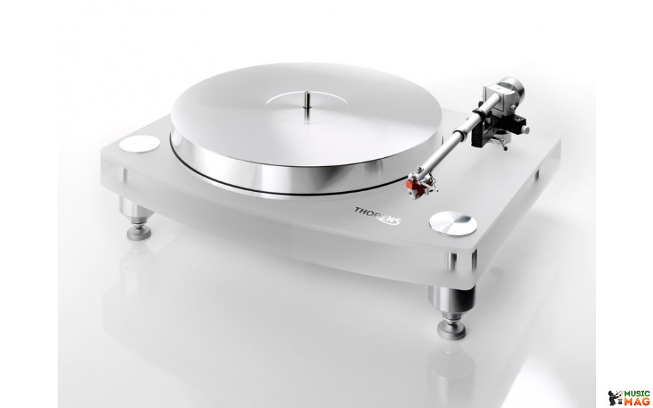 Thorens TD-2035 White, SME 309, w/o cartridge
