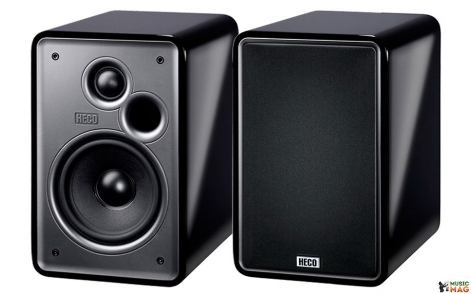 Heco Music Colors 100 Piano Black