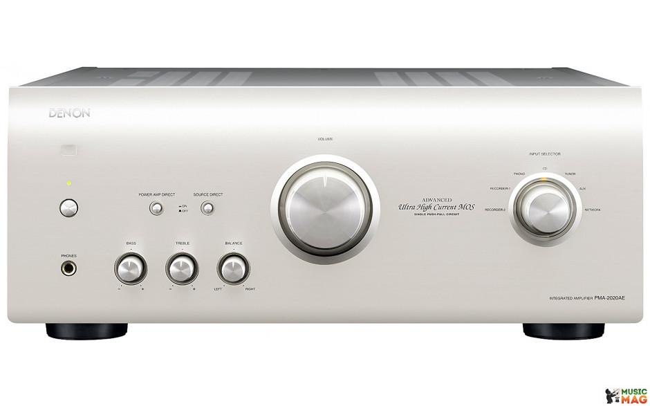 Denon PMA-2020 AE Silver