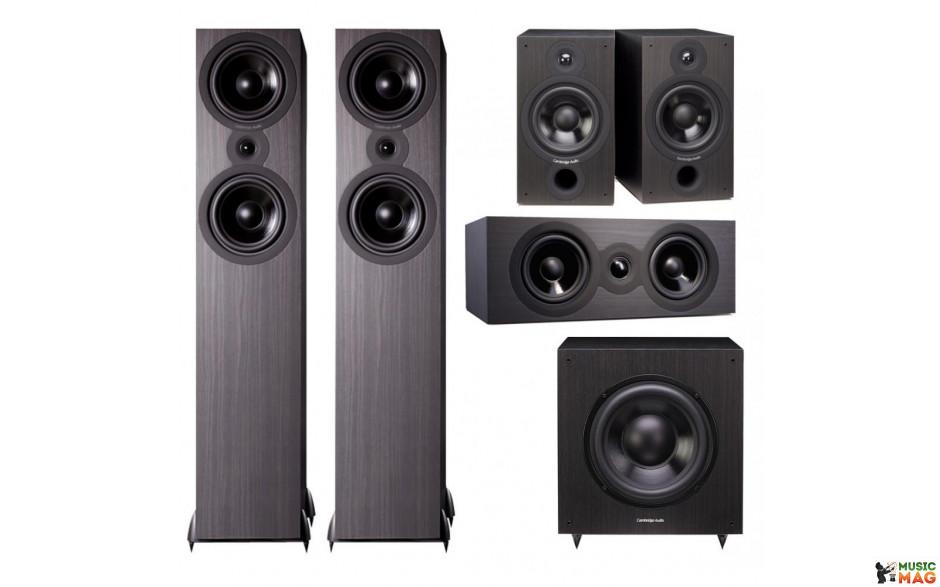 Cambridge Audio SX-5.1 System Black