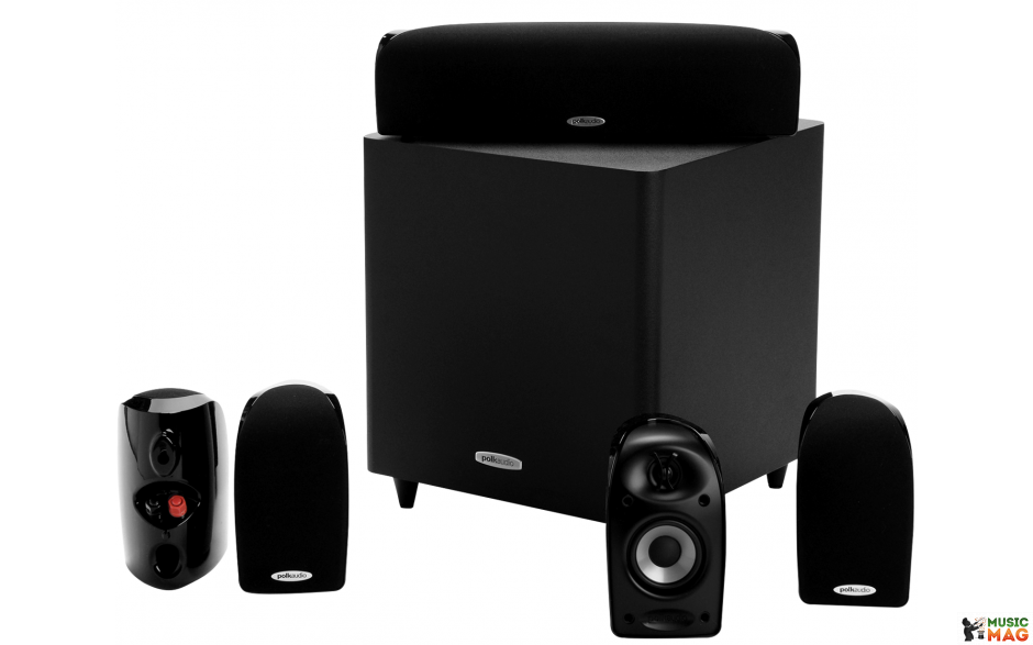 Polk Audio TL1600 Black