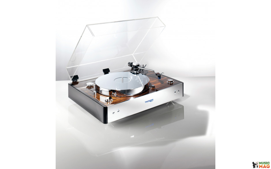 Thorens TD-550 тонарм Ortofon TA-210, Macassar, 12 w/o cartridge