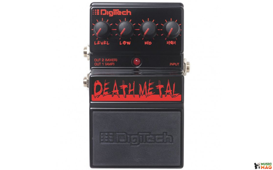 Digitech DDM DEATH METAL
