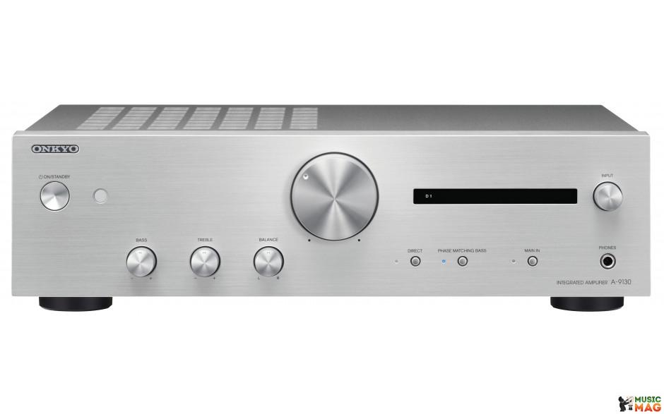 Onkyo A-9130 Silver