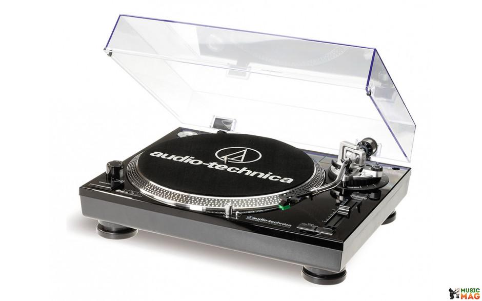 Audio-Technica AT-LP120USBC Black