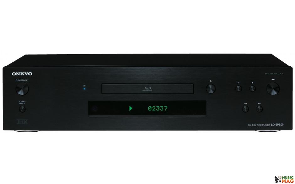 Onkyo BD-SP809 Black