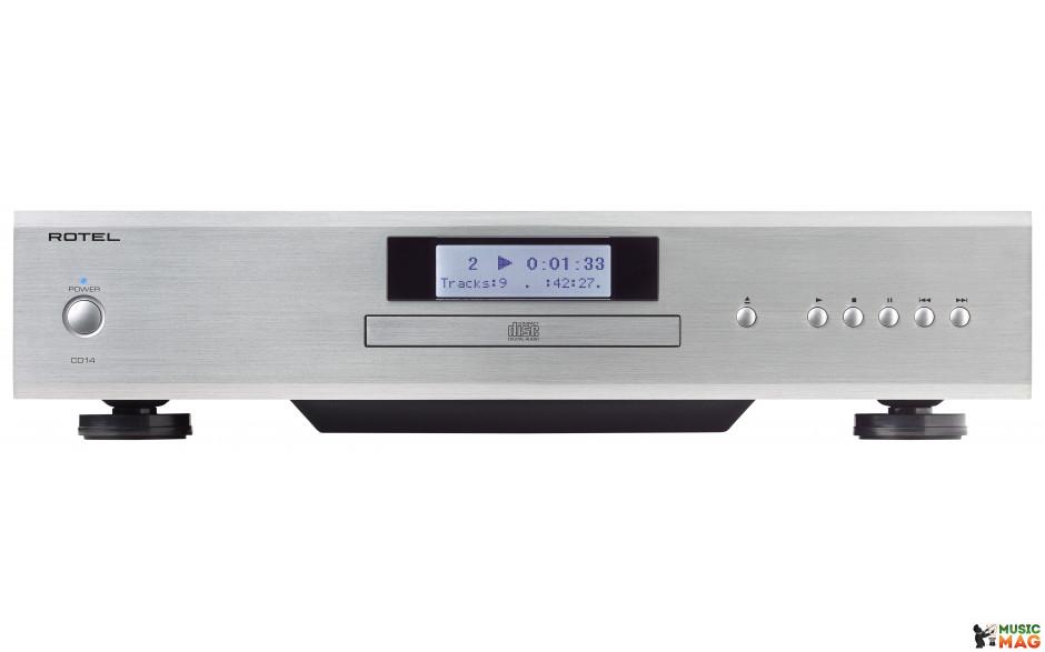 Rotel CD14 silver
