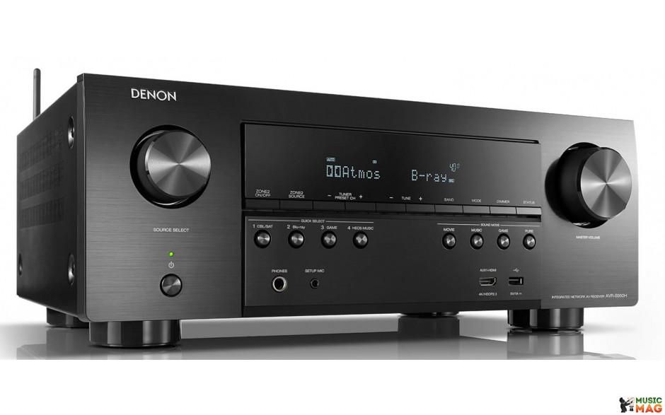 Denon AVR-S950H (7.1 сh) Black