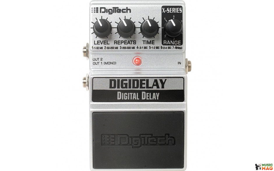 DIGITECH XDD DIGI DELAY