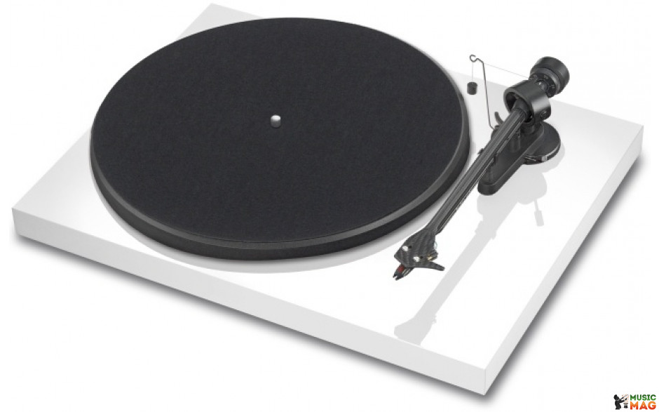 Pro-Ject DEBUT CARBON (OM10) White