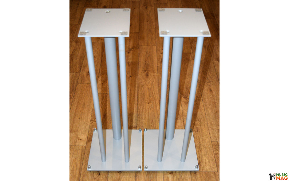 Titan Sound Stands 103 Silver
