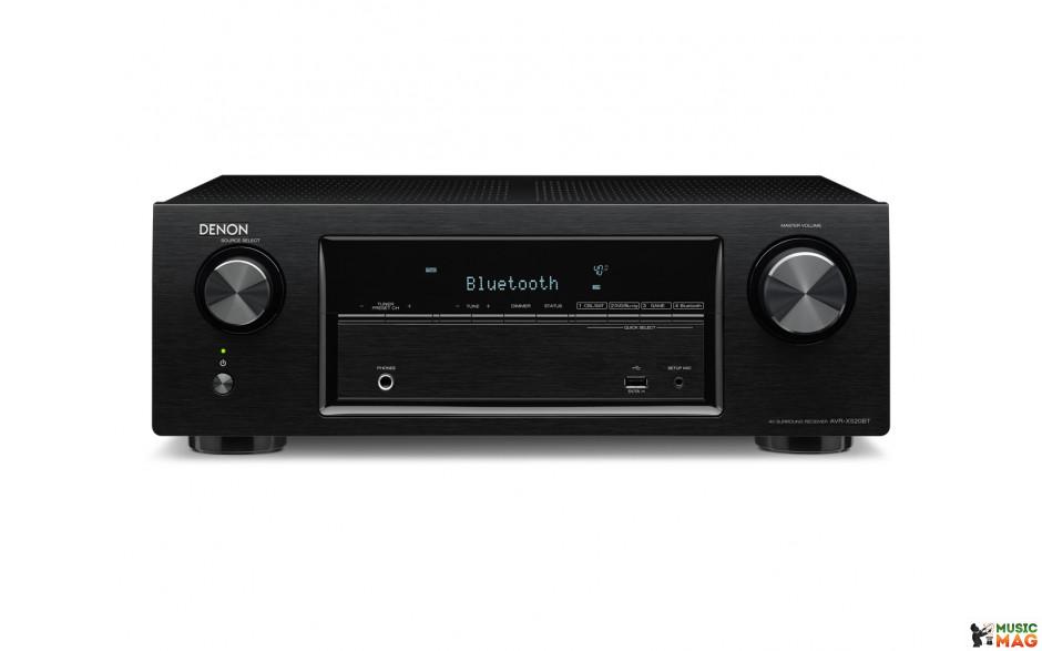 Denon AVR-X520BT Black