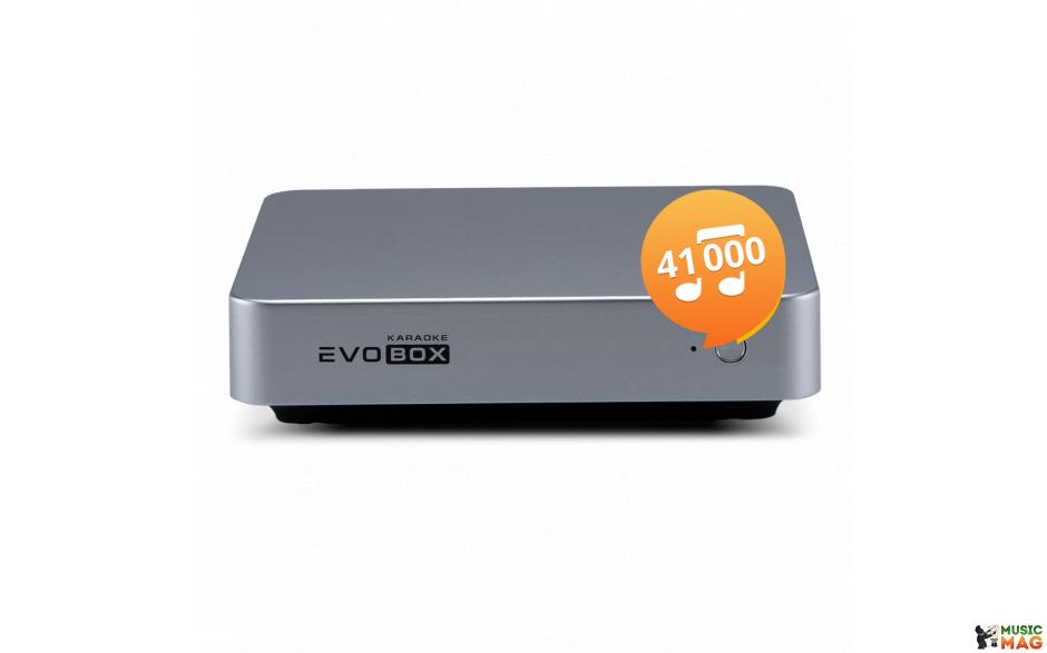 Караоке-система для дома EVOBOX Plus [Graphite]