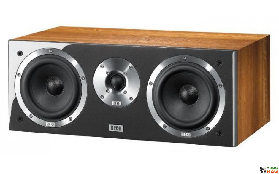 Heco Metas XT C31 Walnut