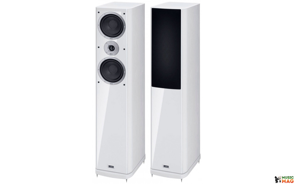 Heco Music Style 500 Piano White/Ash White
