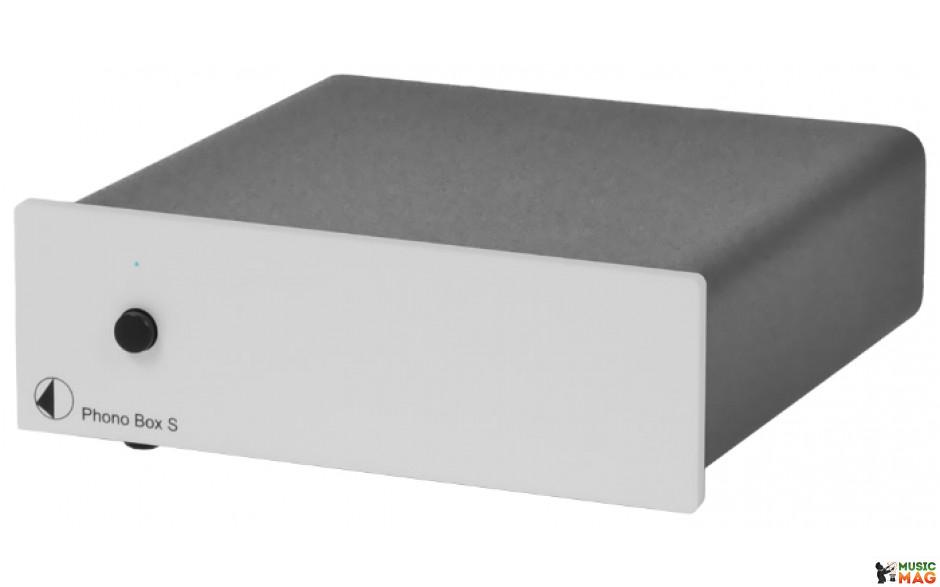 Pro-Ject Phono Box S Silver