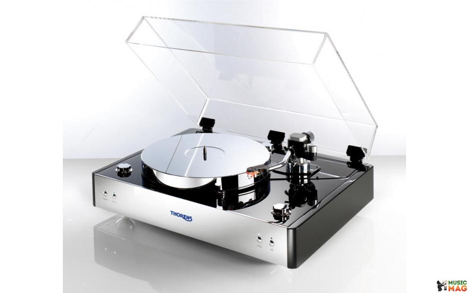 Thorens TD-550 тонарм SME 309, Piano Black w/o cartridge