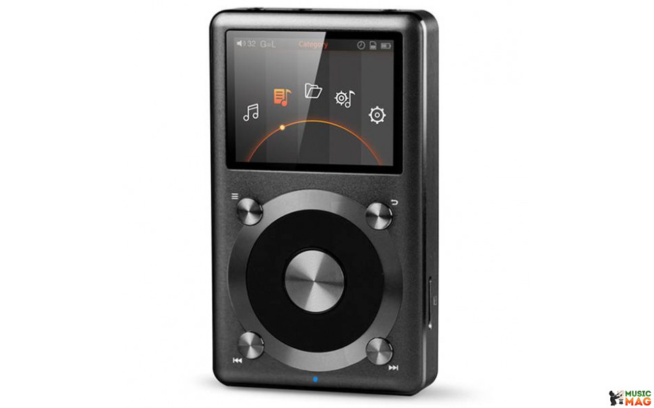 FIIO X3II Portable High Resolution Music Player Black