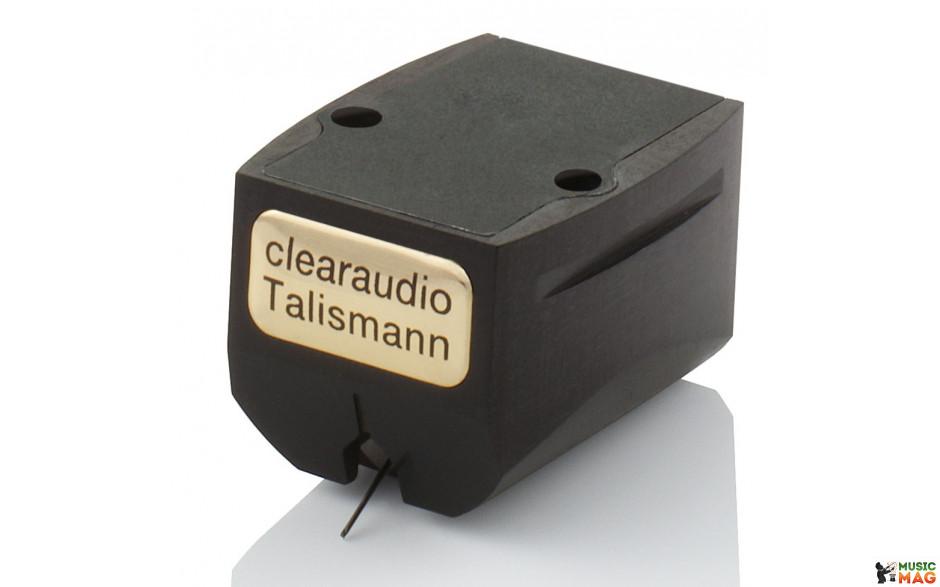 Clearaudio Talismann V2 Gold, MC 022, Ebenholz