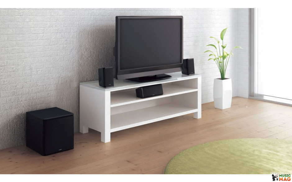 yamaha rx v385 set 5 1 yamaha ns p20 black. Black Bedroom Furniture Sets. Home Design Ideas