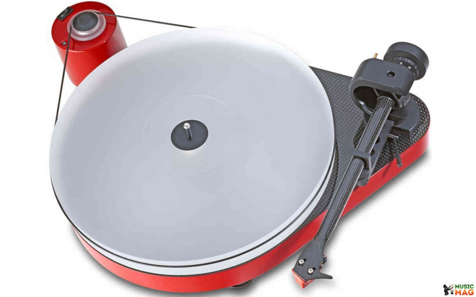 Pro-Ject RPM 5 Carbon (2M Silver) - RED