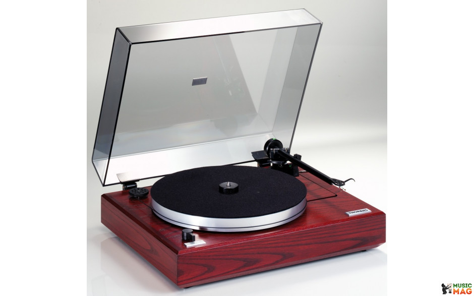 Thorens TD-350 тонарм TP92, Ash Bordeaux, w/o cartridge