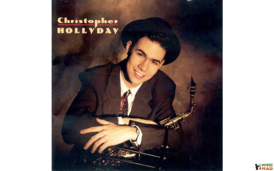 CHRISTOPHER HOLLYDAY – SAME 1989 (3055-1-N, Saw Cut) BMG/NOVUS/USA OS/MINT (0012416305518)