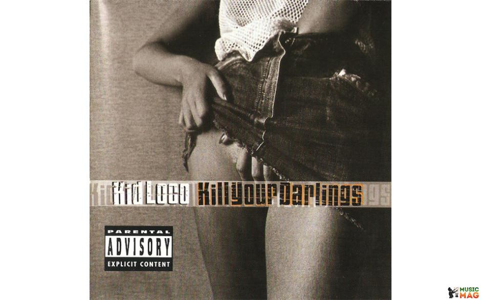 KID LOCO - KILL YOUR DARLINGS - INSTRUMENTAL VERSION 2 LP Set 2002 (BMW LP/002) ROYAL BELLEVILLE/FRANCE MINT (3541718803219)