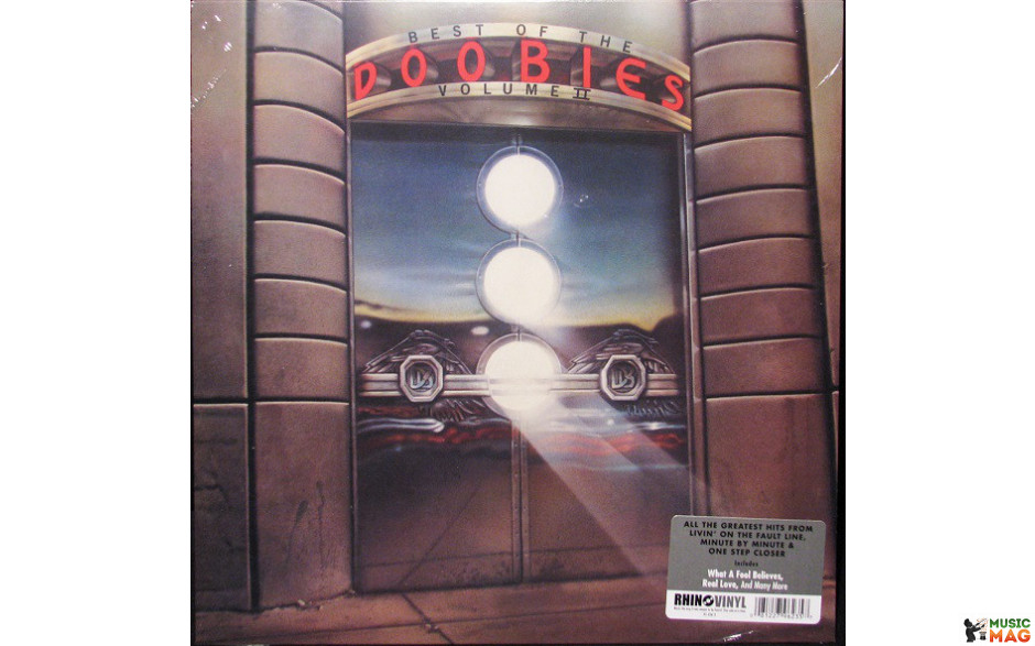 DOOBIE BROTHERS - BEST OF THE DOOBIES VOL. 2 1976.2013 (8122796235) WARNER/EU MINT (0081227962357)