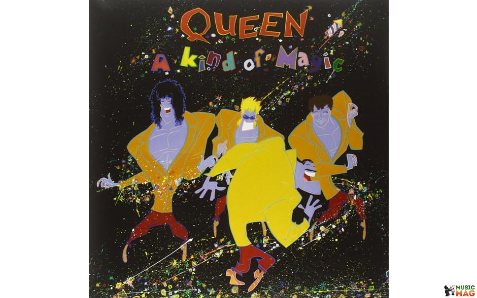 QUEEN - A KIND OF MAGIC (Virgin EMI Records – 00602547202796, 180 gm.) EU