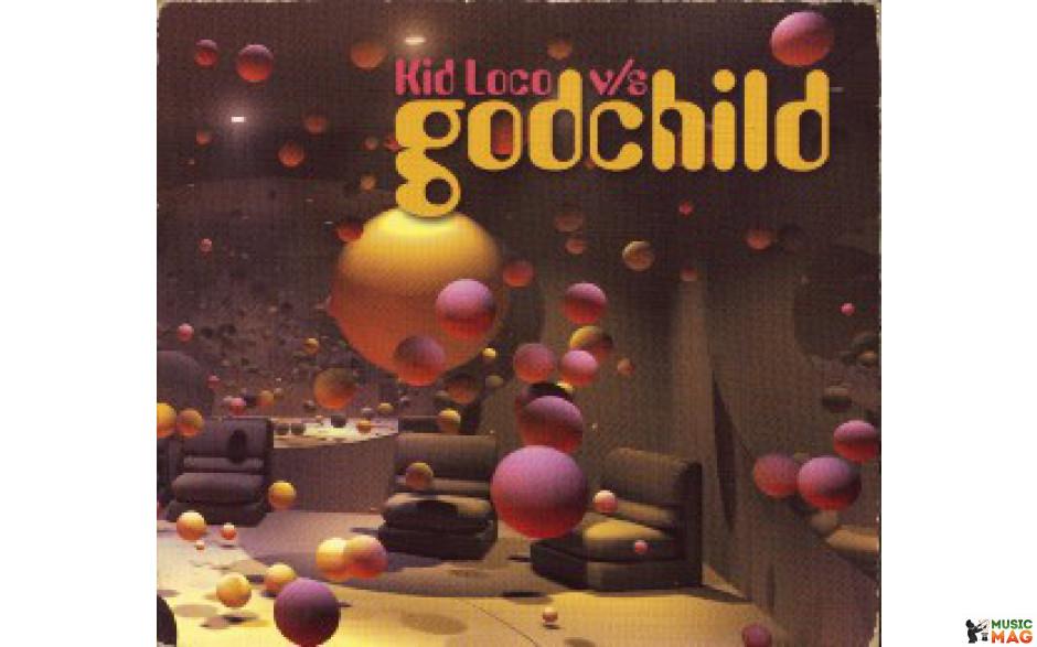 GODCHILD - KID LOCO GODCHILD VS KID LOCO 2 LP Set 2002 (KLOLP 02) ROYAL BELLEVILLE/FRANCE MINT (3541718702017)