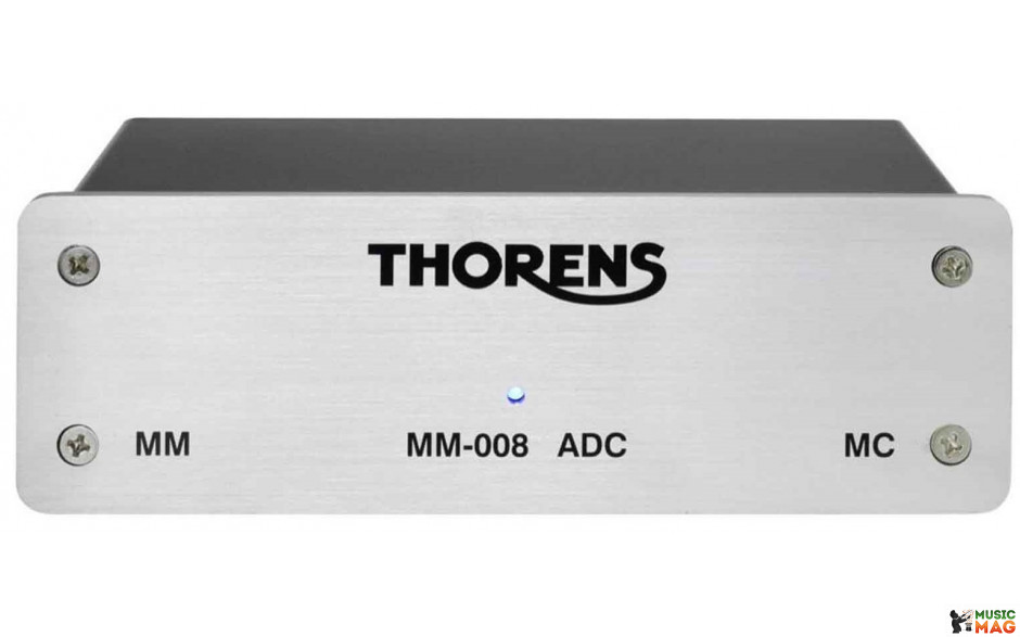 Thorens MM-008 ADC Silver (MM/MC)