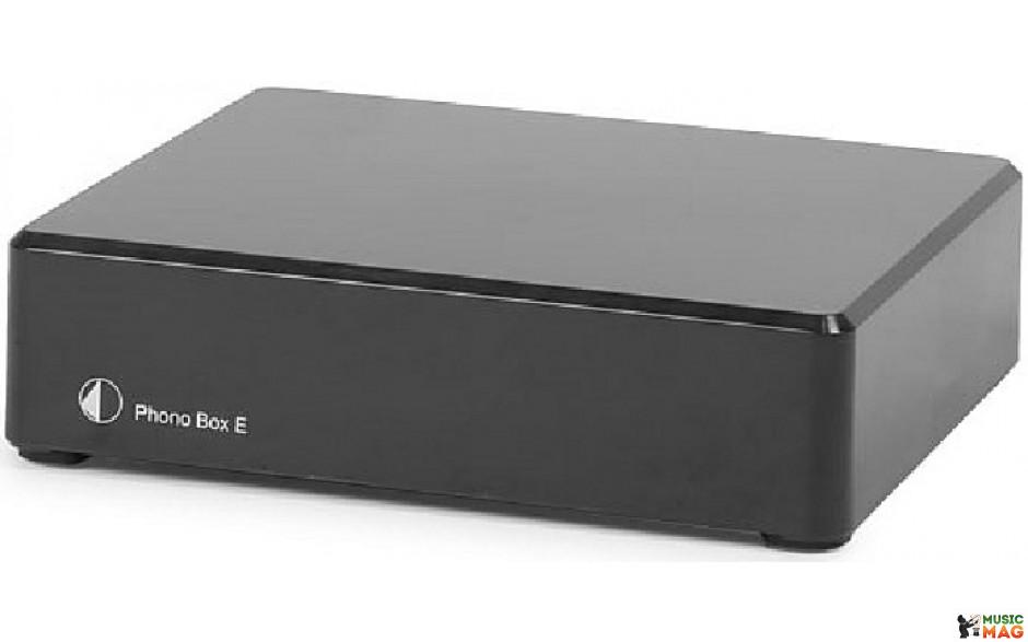 Pro-Ject Phono Box E Black
