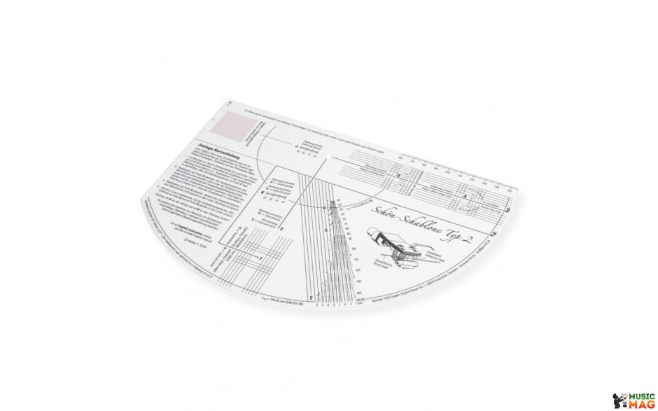Tonar Professional Cartridge Install Protractor, art. 3583