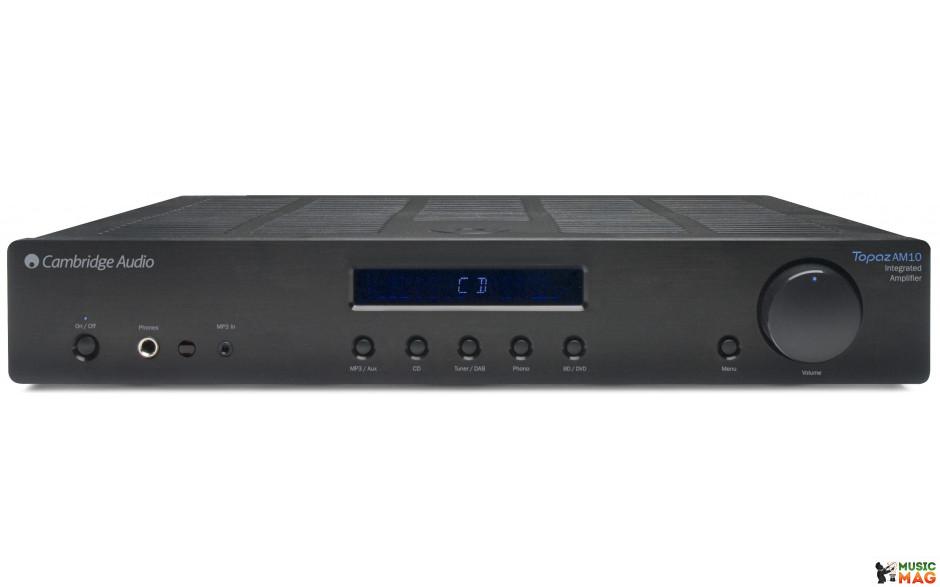 Cambridge Audio Topaz AM10 Black