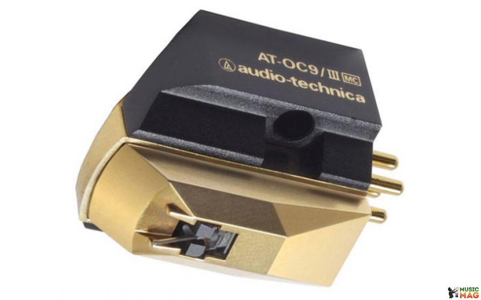 Audio-Technica cartridge OC9ML3 Moving Coil