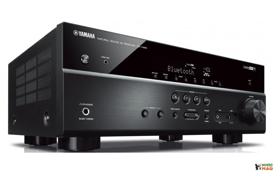 Yamaha RX-V485 Black