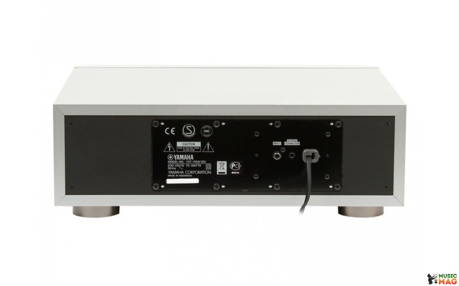 yamaha yst fsw150 silver yamaha. Black Bedroom Furniture Sets. Home Design Ideas