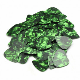 Alice - Celluloid Guitar Green (Thin)