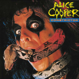 ALICE COOPER - CONSTRICTOR , 1986, GER NM/NM