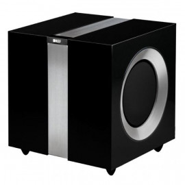 KEF R400b Piano Black High Gloss