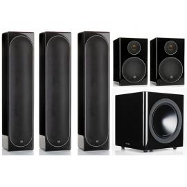 Monitor Audio Radius 225/225/90/390 set 5.1 Black