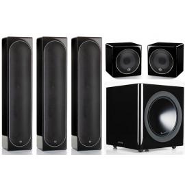 Monitor Audio Radius 225/225/45/380 set 5.1 Black